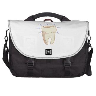 Diente molar bolsas para portatil