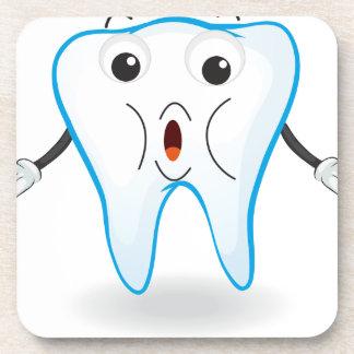 diente posavaso