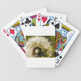 Dientes de león para todos barajas de cartas