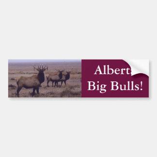 Dientes del descenso de los alces de E0019 Bull Etiqueta De Parachoque