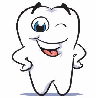 dientes felices fotoescultura vertical