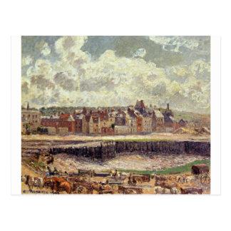 Dieppe, Dunquesne Basin, Sunlight Effect, Morning Postcard