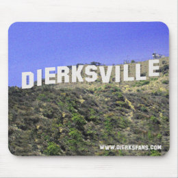 Dierksville Mouse Pad