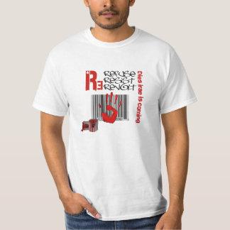 Dies irae - Refuses Resist Revolt T-Shirt