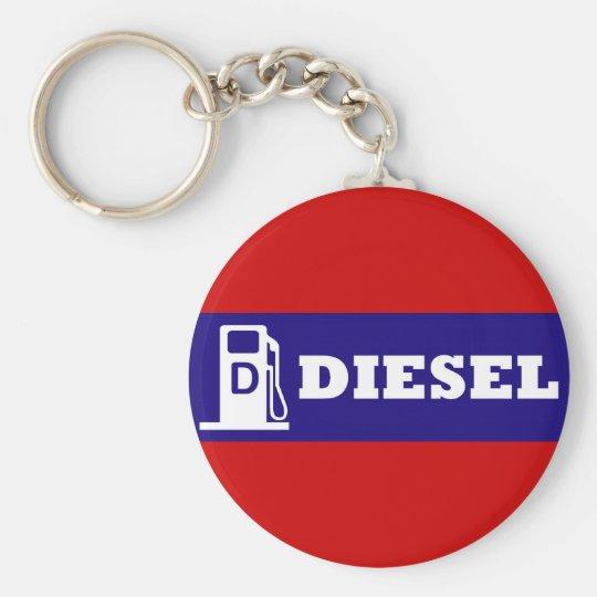 Diesel 2 keychain