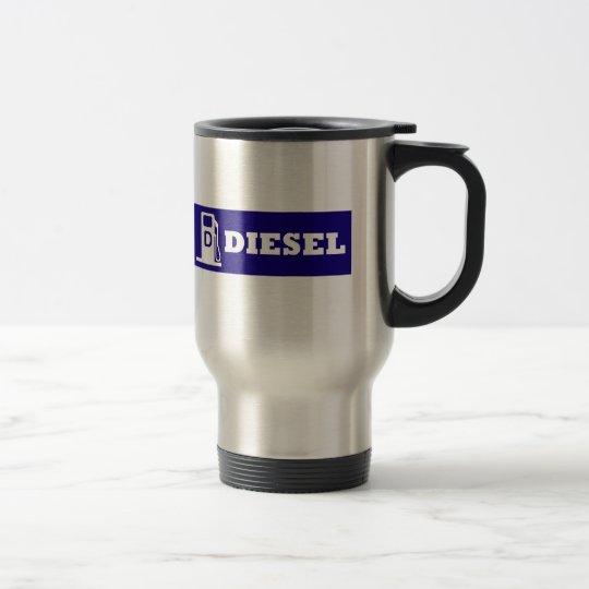 Diesel 2 travel mug