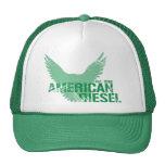 Diesel americano II Gorros Bordados