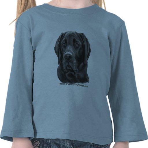 Diesel, Black Labrador Retriever T-shirts