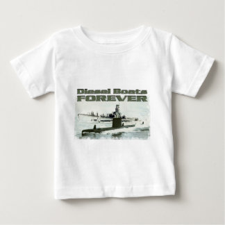 Diesel Boats Forever Baby T-Shirt