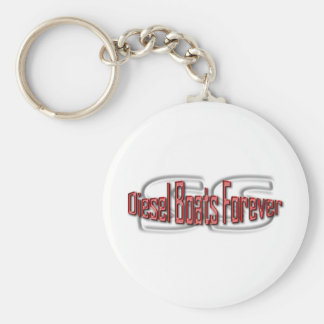 Diesel Boats Forever -- SS Keychain
