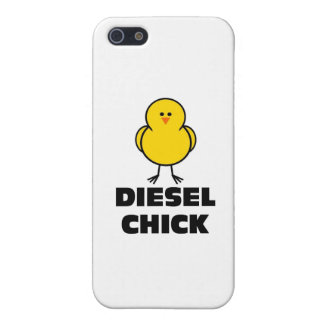 Diesel Chick Cover For iPhone SE/5/5s