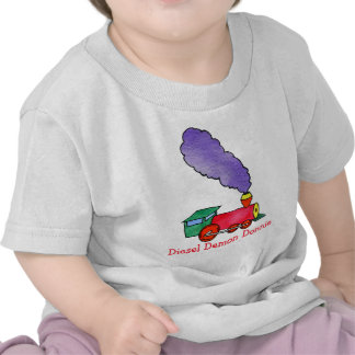 Diesel Demon Choo Choo Train Shirt