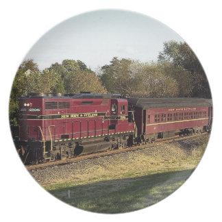 Diesel Engine 2198 Plate