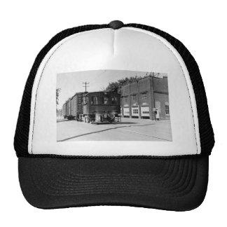 Diesel Engine in Algonac Michigan Trucker Hat