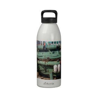 Diesel Engine Water Bottles