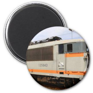 Diesel francés imán redondo 5 cm