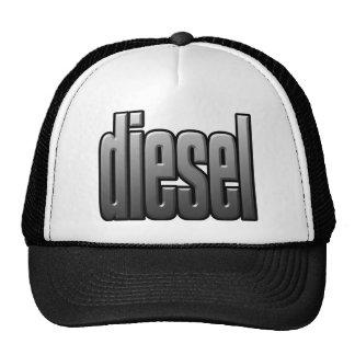 DIESEL. hardcore, strength. tough. muscle. Trucker Hat