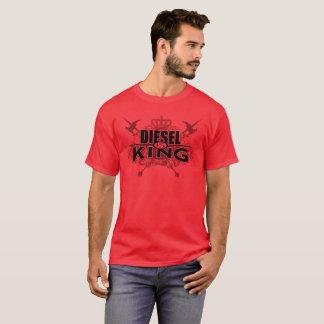 Diesel is king red shirt