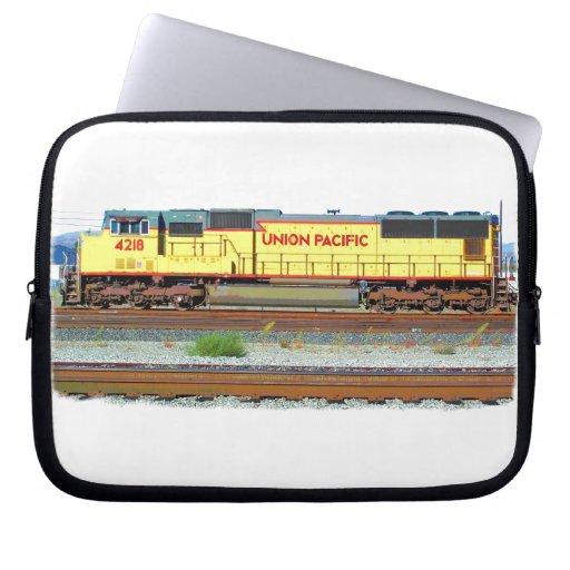 Diesel Locomotive Computer Sleeves