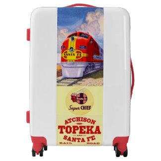 Diesel Locomotive Luggage