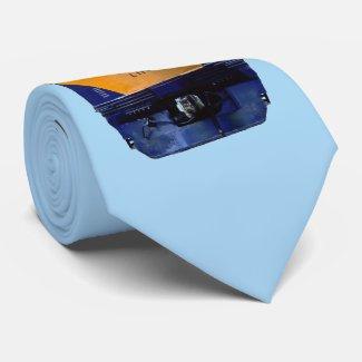 Diesel Locomotive Tie