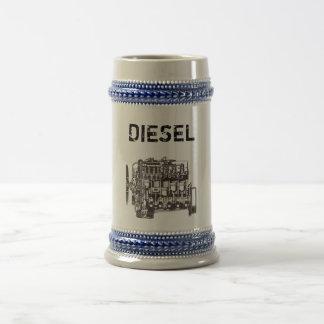 Diesel Mercedes Stein