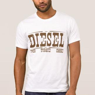 Diesel Power Torque & Smoke Tshirts