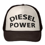 Diesel Power Trucker Hat