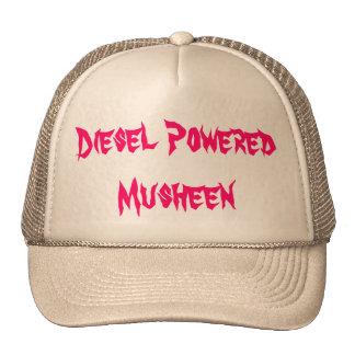 Diesel Powered Musheen Trucker Hat