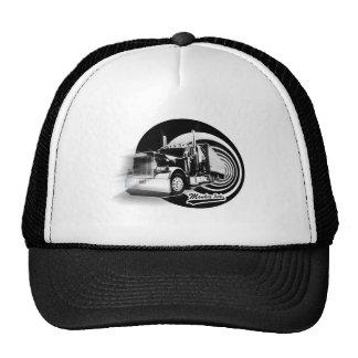 Diesel Rig Ghost Trucker Hat