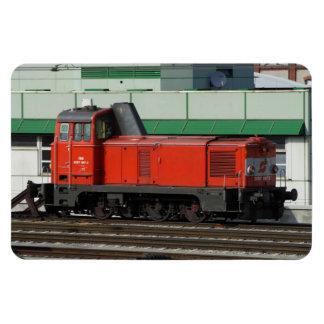 Diesel Shunter 2067 097-2 Magnet