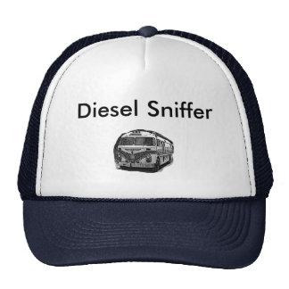 Diesel Sniffer Trucker Hat