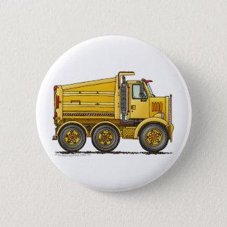 Diesel Tandem Dump Truck Construction Pins