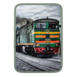 Diesel Train Locomotive Gifts Sleeves For MacBook Air