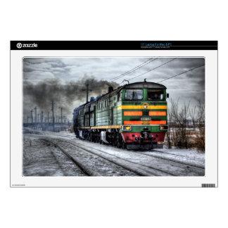 "Diesel Train Locomotive Gifts Skins For 17"" Laptops"