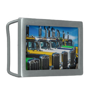 Diesel Trucks Belt Buckle