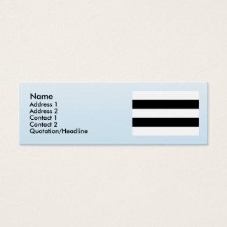 Diest, Belgium Mini Business Card