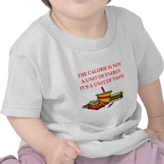 diet calorie joke t shirt