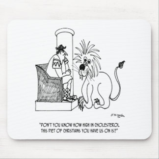 Diet Cartoon 3028 Mouse Pad