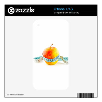 Diet concept iPhone 4S skins