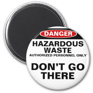 Diet Danger fridge magnet