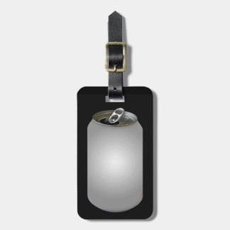 Diet Drinks Luggage Tag