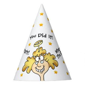 Diet Goal Celebration Fun Party Hat