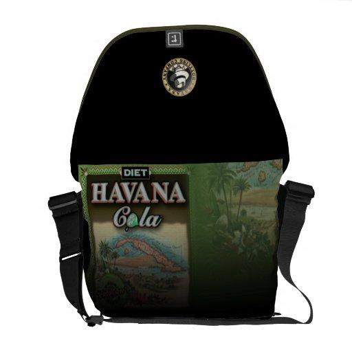 DIET HAVANA COLA Messenger Bag