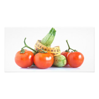 diet ingredients photo cards