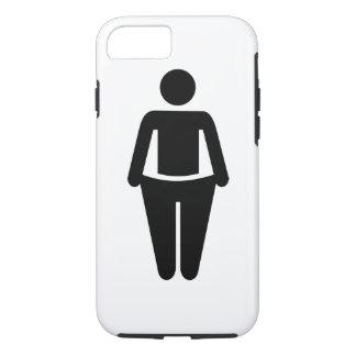 Diet lose weight iPhone 8/7 case