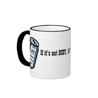 Diet Only Ringer Mug