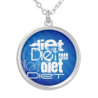 Diet; Royal Blue Stripes Jewelry
