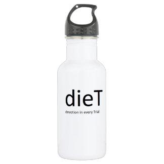 dieT wear! 18oz Water Bottle