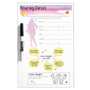 weight loss and measurement tracker
